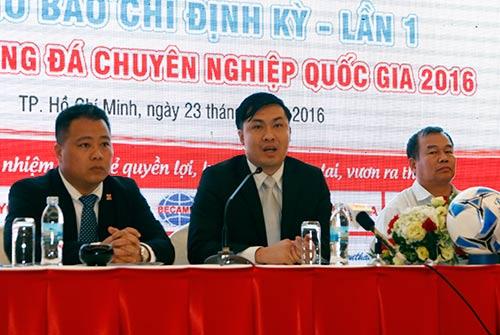 """""""Sếp"""" VPF không ủng hộ CLB Hà Nội """"di cư"""" vào TP HCM - 1"""