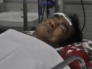 Tin tức trong ngày - Ông Huỳnh Văn Nén nhập viện vì tai nạn giao thông