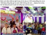 Bạn trẻ - Cuộc sống - Sự thật về đám cưới cô dâu 85kg, chú rể 45kg