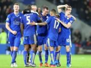 """Bóng đá - Vô địch Anh, Leicester sẽ """"chung mâm"""" Barca ở cúp C1"""