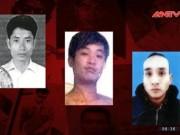 Video An ninh - Lệnh truy nã tội phạm ngày 23.3.2016