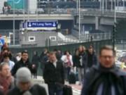 Video An ninh - Đánh bom tại thủ đô Bỉ, ít nhất 100 người thương vong