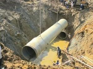 Tin tức trong ngày - Đường ống nước sông Đà 2: Nhiều khách hàng chê nhà thầu TQ