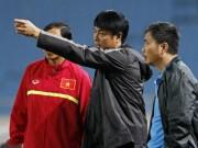 Bóng đá - Cuộc ra mắt khó khăn của HLV Hữu Thắng
