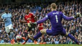"""5 bàn/8 trận: Rashford """"hơn đứt"""" Messi, Ronaldo"""