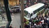 Hàng nghìn người nức nở khi chứng kiến đám tang Trần Lập