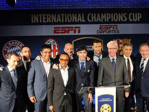 Cúp C1 tính đổi thể thức: Tự biến thành Super League - 1