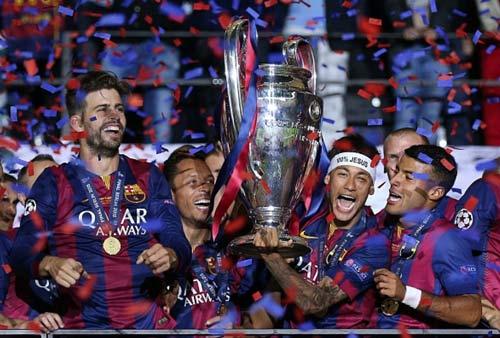 Cúp C1 tính đổi thể thức: Tự biến thành Super League - 2