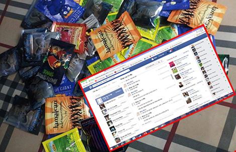 """""""Đốt"""" mình bằng cỏ Mỹ: Cỏ Mỹ bán tràn lan trên mạng - 1"""