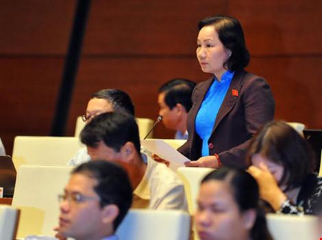 Nhiều đại biểu không đồng tình nâng tuổi trẻ em lên 18 - 1