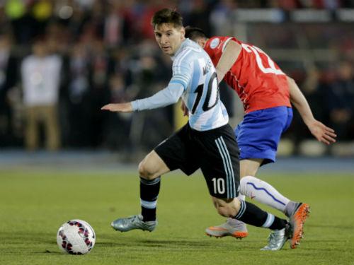 Argentina vs Chile - 1