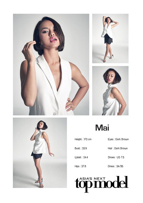 """Quỳnh Mai """"siêu vòng 3"""": """"Tóc ngắn làm tôi xui xẻo"""" - 1"""