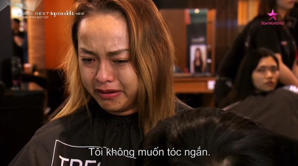 """Quỳnh Mai """"siêu vòng 3"""": """"Tóc ngắn làm tôi xui xẻo"""" - 2"""