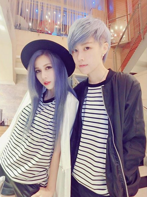 Ngắm cặp đôi đồng tính nữ hot nhất Đài Loan - 8