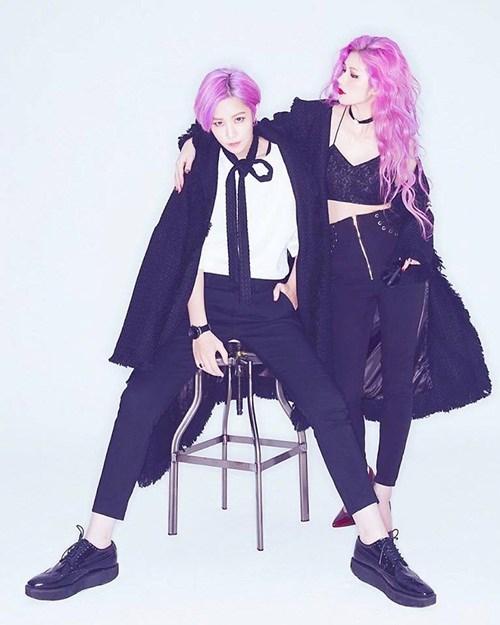 Ngắm cặp đôi đồng tính nữ hot nhất Đài Loan - 10