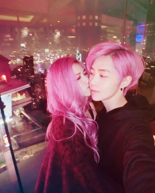 Ngắm cặp đôi đồng tính nữ hot nhất Đài Loan - 4