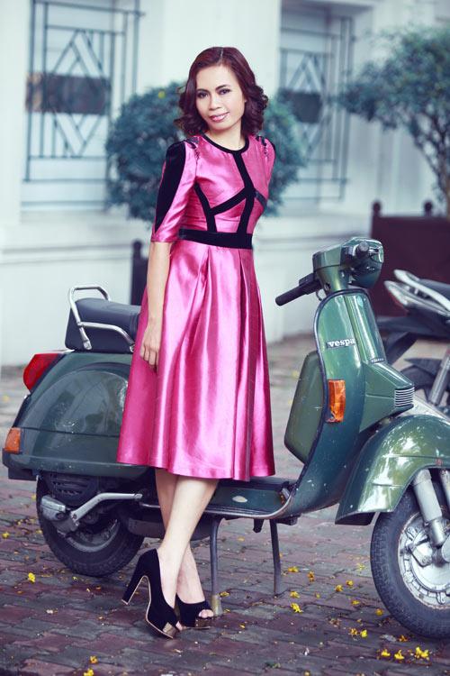 """Trang Hạ: """"Tôi không cần stylist"""" - 2"""