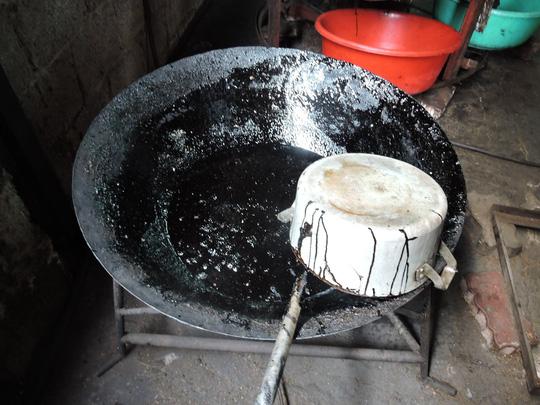 Ớn lạnh cà phê tẩm hóa chất ngay giữa TP Vũng Tàu - 4