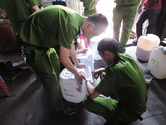 Ớn lạnh cà phê tẩm hóa chất ngay giữa TP Vũng Tàu - 5