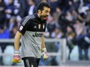 Bóng đá - Kỷ lục của Buffon và nỗi buồn bóng đá Ý