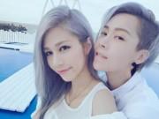 Ngắm cặp đôi đồng tính nữ hot nhất Đài Loan