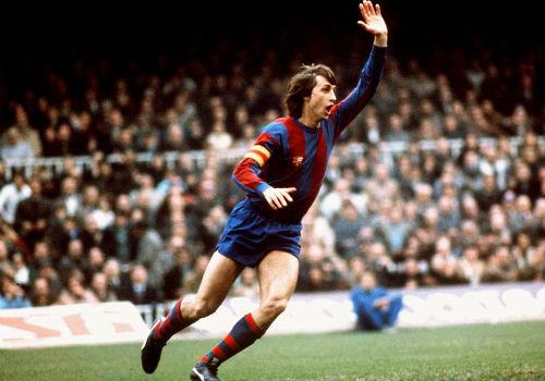 """""""Thánh"""" Cruyff: Bất tử trong lòng fan bóng đá đẹp - 2"""