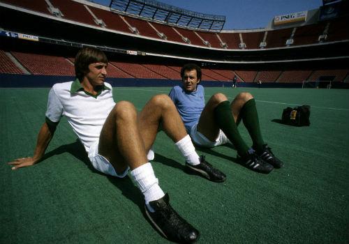 """""""Thánh"""" Cruyff: Bất tử trong lòng fan bóng đá đẹp - 6"""