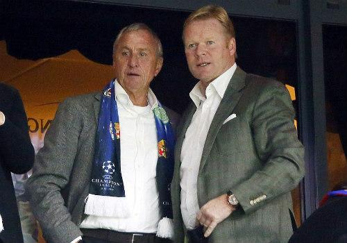 """""""Thánh"""" Cruyff: Bất tử trong lòng fan bóng đá đẹp - 8"""