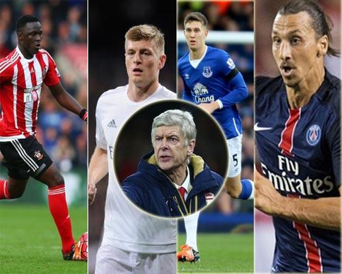 Arsenal: Wenger quyết ở lại, mơ xây siêu đội hình - 2