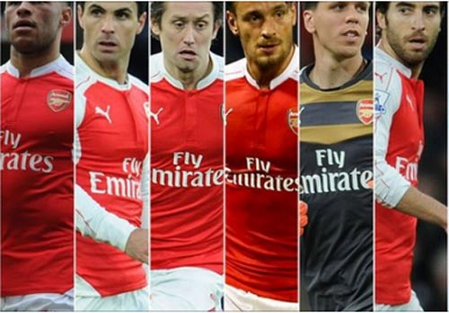 Arsenal: Wenger quyết ở lại, mơ xây siêu đội hình - 1