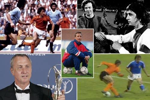 """""""Thánh"""" Cruyff ra đi nhưng những di sản còn mãi - 1"""