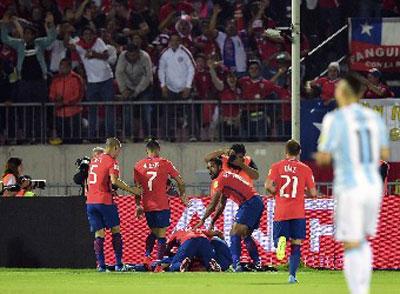 Chi tiết Chile - Argentina: Bảo vệ thành quả (KT) - 3