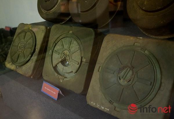 """Hình thù kỳ lạ của nhiều loại bom mìn """"có mặt"""" ở Việt Nam - 4"""