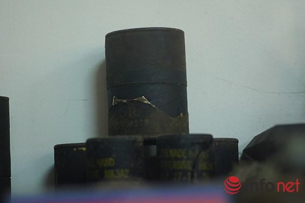 """Hình thù kỳ lạ của nhiều loại bom mìn """"có mặt"""" ở Việt Nam - 5"""