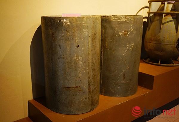 """Hình thù kỳ lạ của nhiều loại bom mìn """"có mặt"""" ở Việt Nam - 7"""