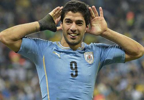 Brazil – Uruguay: Neymar quyết đấu Suarez - 1