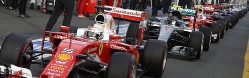F1, giải pháp phân hạng: Cải tiến hay cải lùi - 1