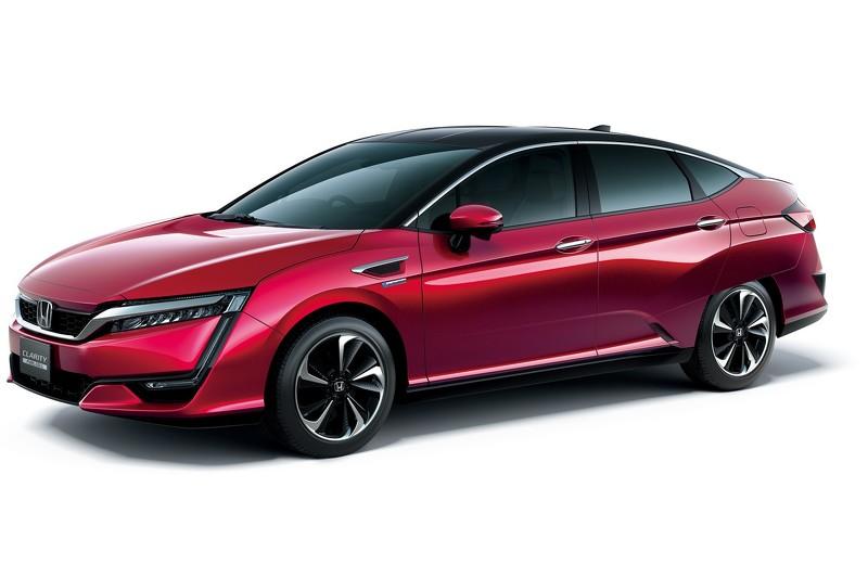 Honda Clarity Fuel Cell 2017 - Xe phong cách đến từ tương lai - 1