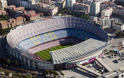 Tri ân Johan Cruyff, Barca tính đổi tên sân Nou Camp - 2