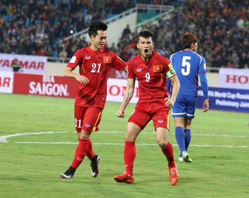 """Iraq gây """"sốc"""" cho ĐT Việt Nam trước trận quyết đấu - 1"""
