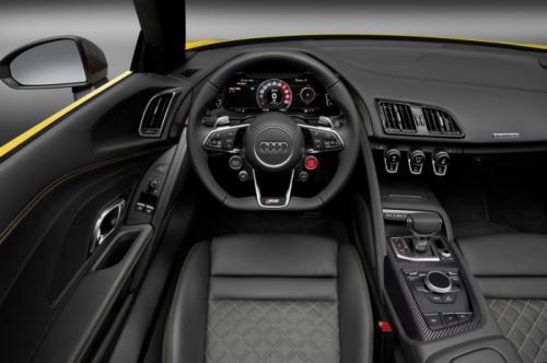 Audi R8 Spyder V10 tiếp tục sử dụng công nghệ mui vải mềm - 7