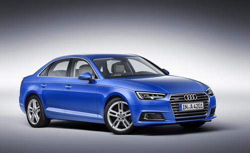 Audi A4 2017 - Đỉnh cao của công nghệ xe hơi - 1