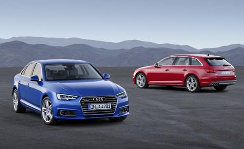 Audi A4 2017 - Đỉnh cao của công nghệ xe hơi - 2
