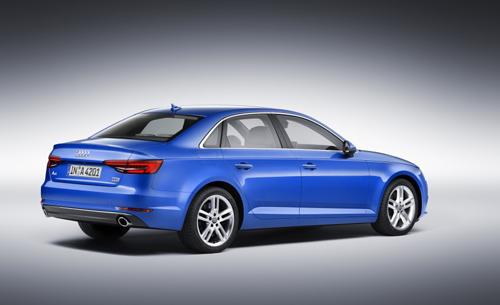 Audi A4 2017 - Đỉnh cao của công nghệ xe hơi - 3