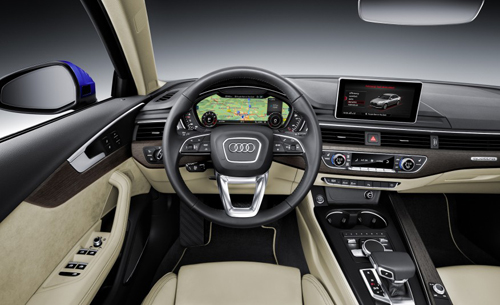 Audi A4 2017 - Đỉnh cao của công nghệ xe hơi - 6
