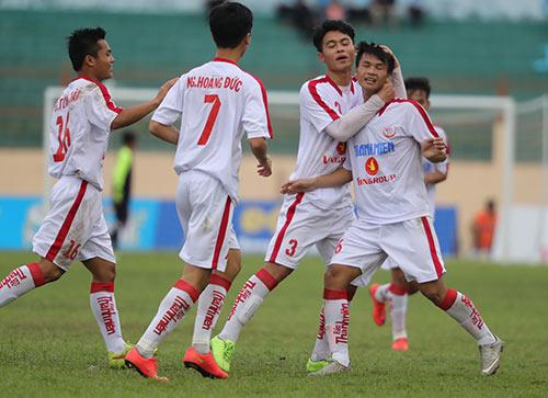 VCK U19 QG: Sức mạnh đáng nể của lò Viettel - 4