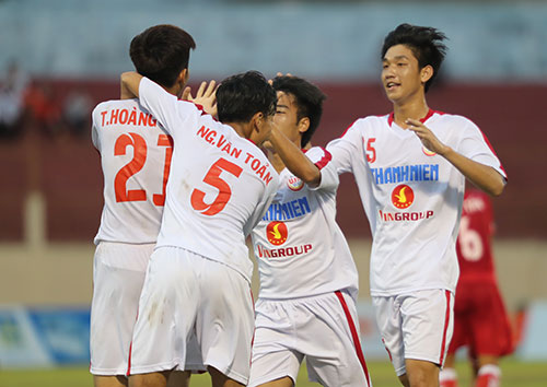 VCK U19 QG: Sức mạnh đáng nể của lò Viettel - 8