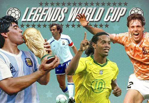 """Huyền thoại World Cup: Messi & CR7 loại Rô """"vẩu"""", Rô """"béo"""" - 1"""
