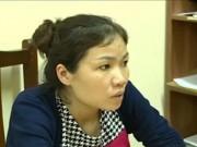"""Video An ninh - Bắt """"nữ quái"""" lừa hàng chục tiểu thương chợ Đồng Xuân"""