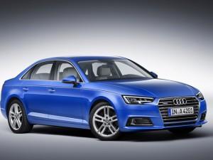 Audi A4 2017 - Đỉnh cao của công nghệ xe hơi